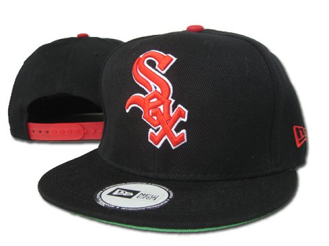 Chicago White Sox MLB Snapback Hat Sf3